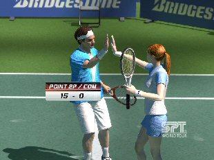 virtua tennis 3 360