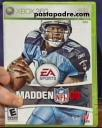 Madden 08 cover art