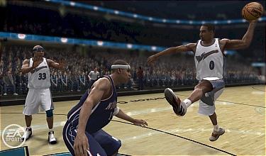 NBA Live Arenas