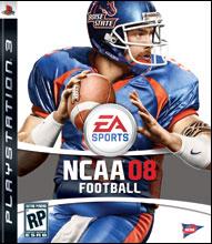 NCAA Football cover